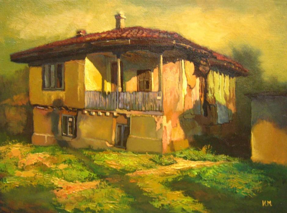 House From Tutrakan