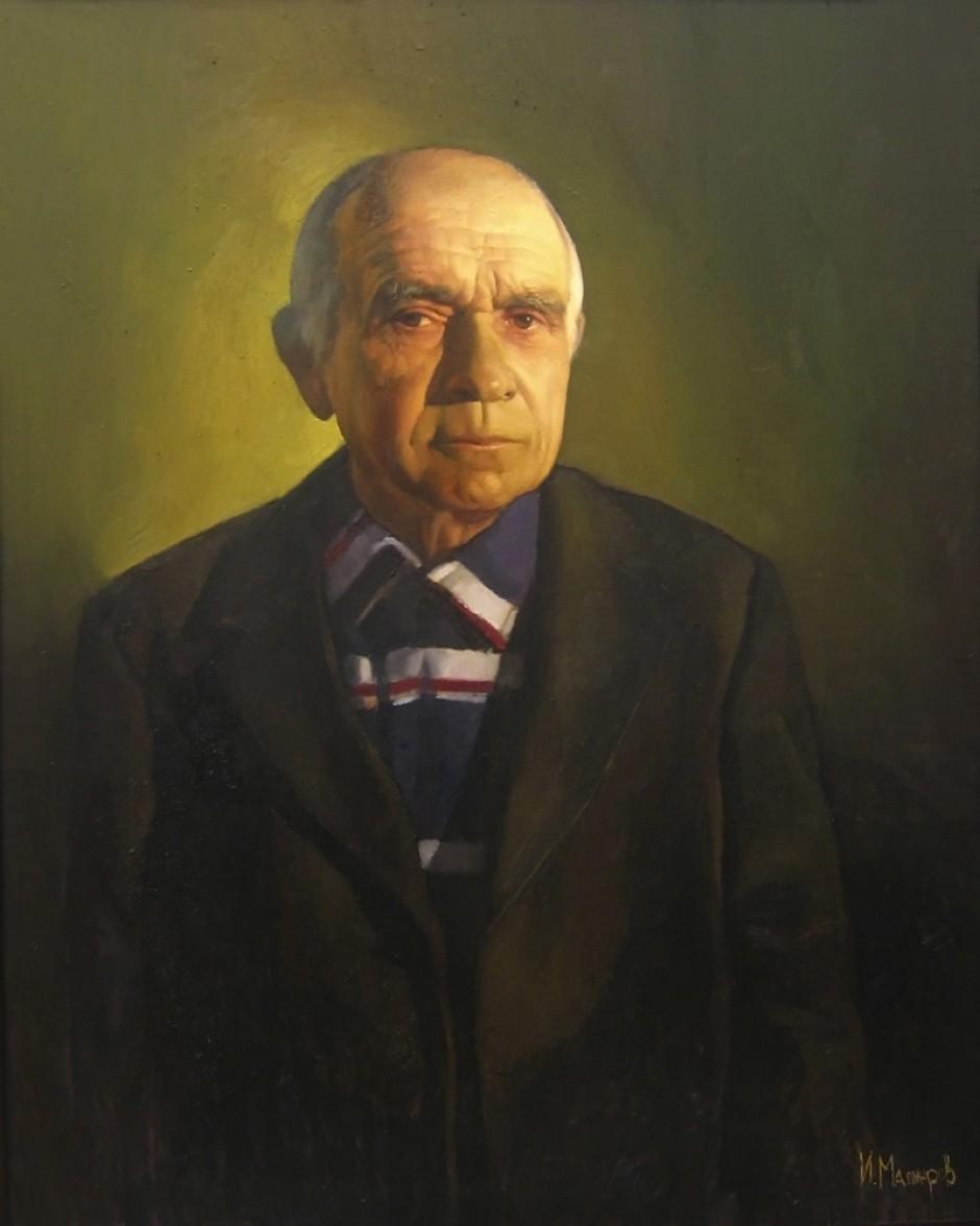 Penio Madzharov, my grandfa