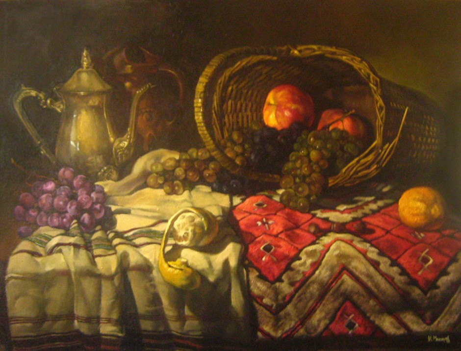 Still Life with Fruits III