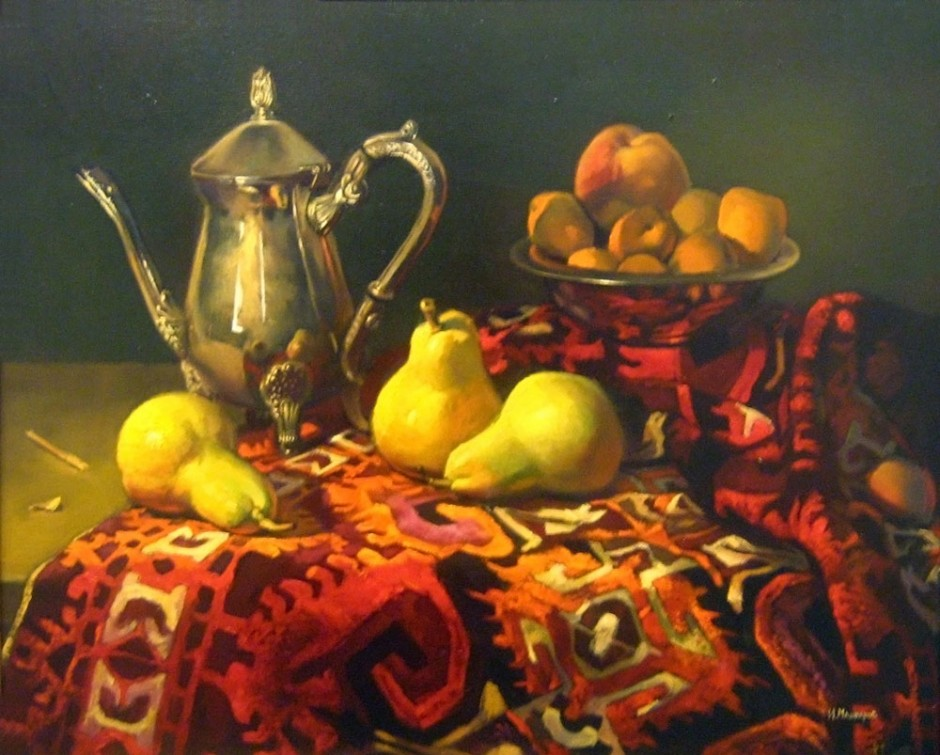 Still Life with Fruits IV