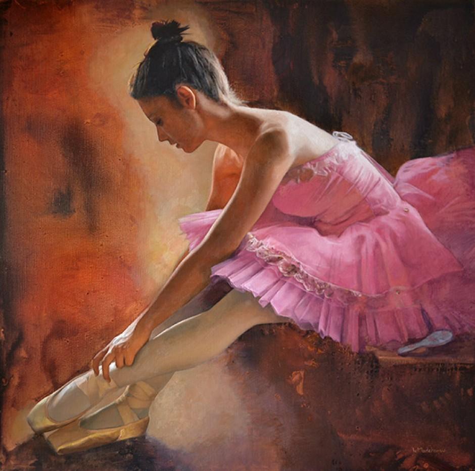 The Pink Ballerina