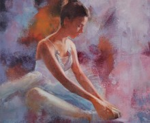 The Vivid Ballerina