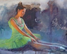 The Green Ballerina