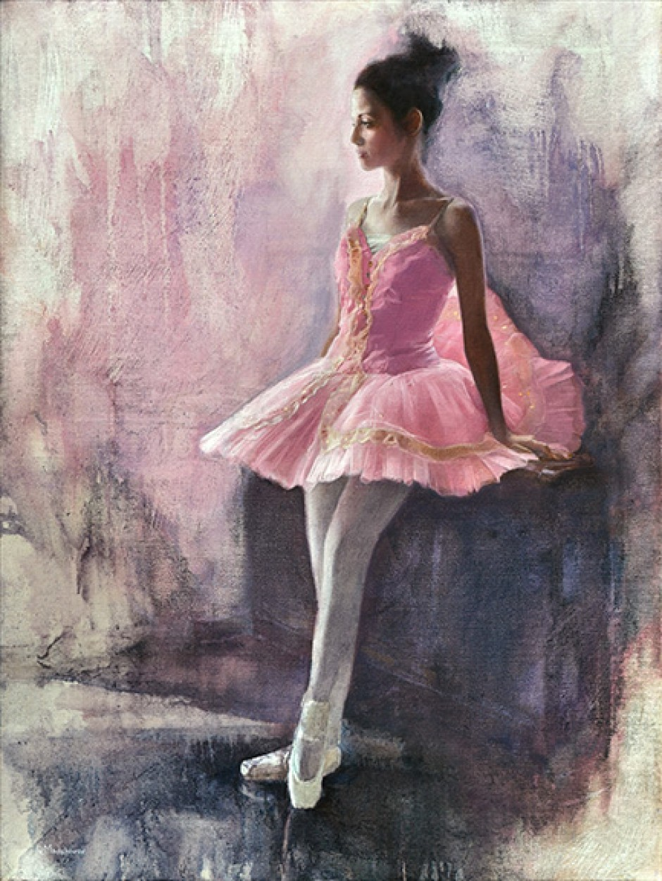 The Pink Ballerina II