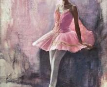 The Pink Ballerina II